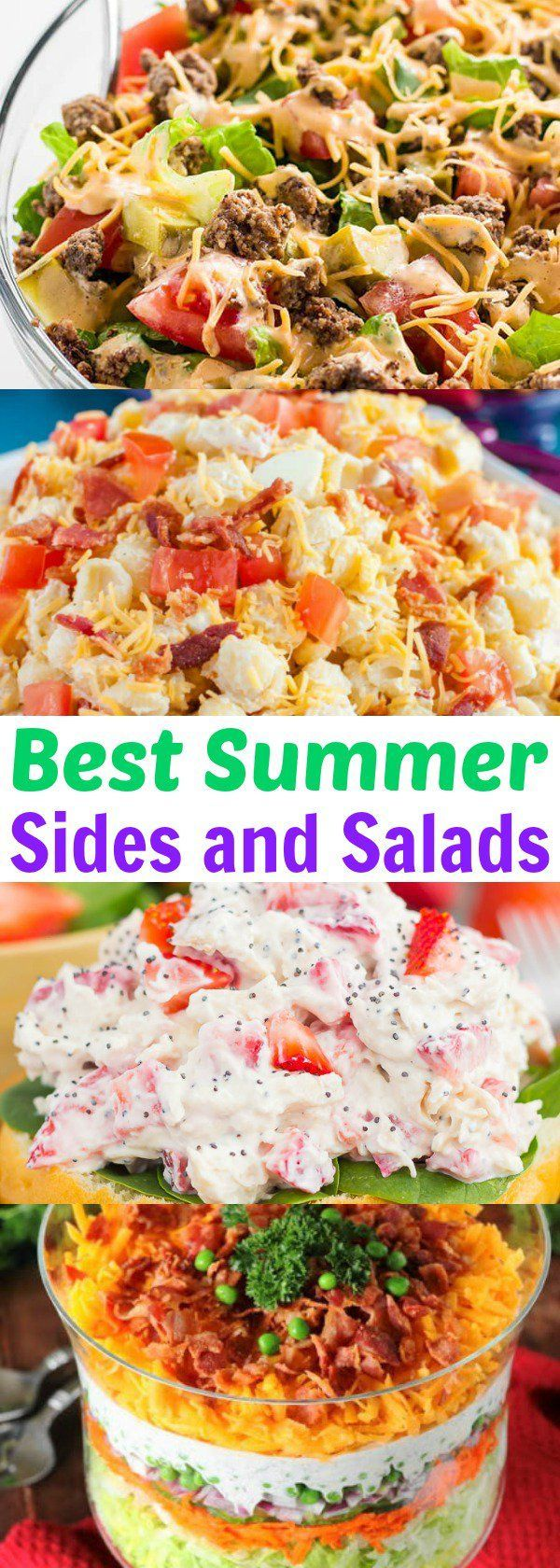 best 25 summer side dishes ideas on pinterest summer salads