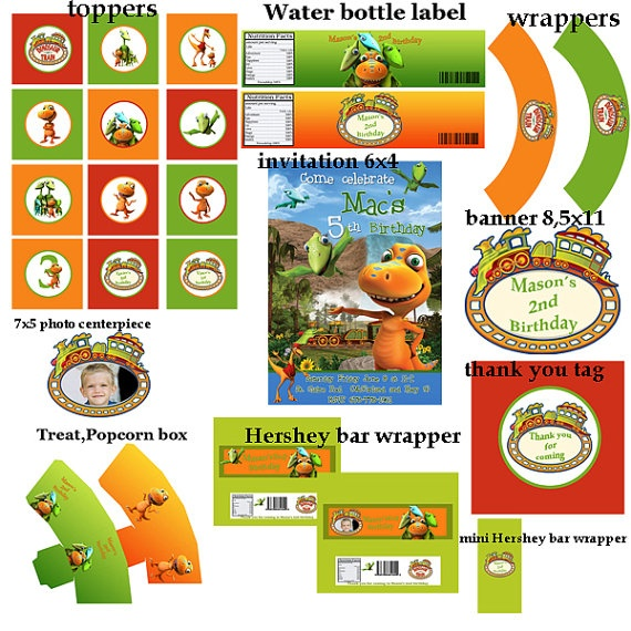 86 best dinosaur train birthday party ideas images on pinterest birthday party ideas. Black Bedroom Furniture Sets. Home Design Ideas
