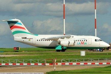 O avião que caiu com a delegação da Chapecoense é um quadrimotor fabricado pela British Aerospace · AERO Magazine