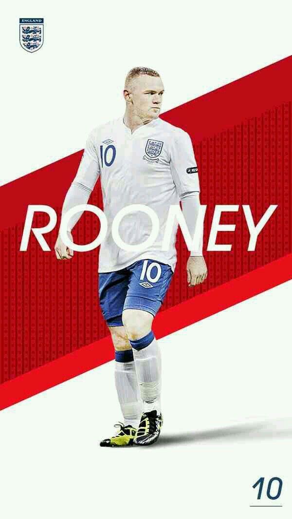 Wayne Rooney of England wallpaper.