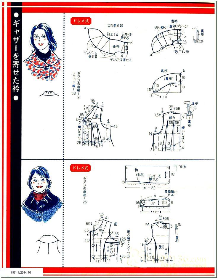 lb2014-10 sewing, patternmaking. dressmaking. garment design