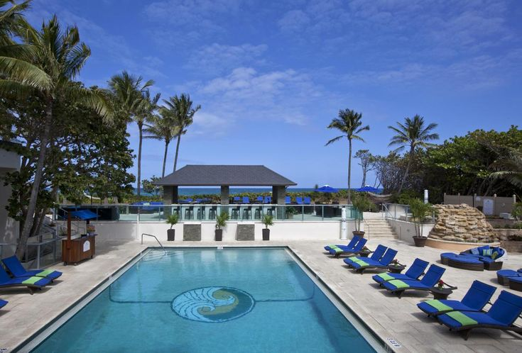 Jupiter Beach Resort & Spa at North Palm Beach | Opal Collection #Opalpools