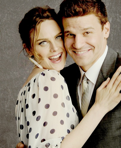 I love the TV show Bones so I had to pin this picture. :)