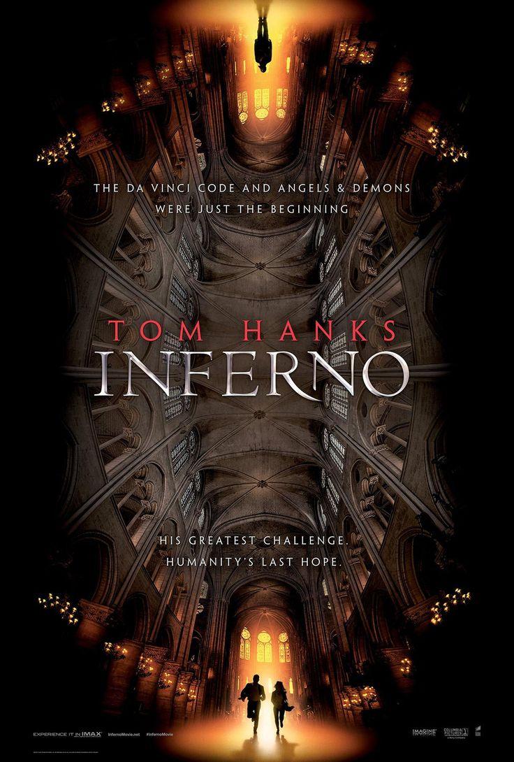 Inferno HD Movie Poster