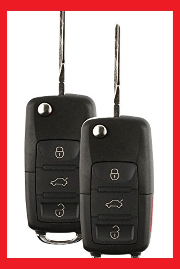 Discount keyless replacement uncut car remote fob key for