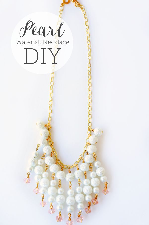 98 best diy pearl jewelry images on pinterest