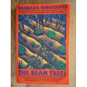 Anything by Kingsolver is worth reading.: Worth Reading, Beans Trees, Books Jackets, Barbara Kingsolv, Books Worth, Comic Books, Favorite Books, Mr. Beans, Books Reading