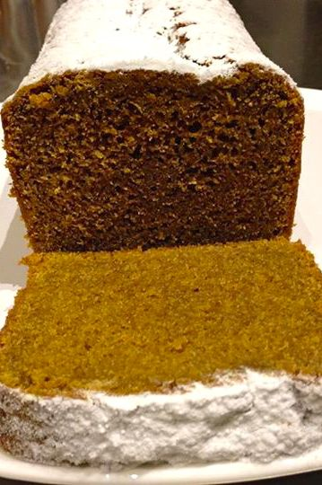 Thermomix recipe: Ginger Loaf · Tenina.com