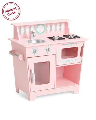Classic Kitchenette Playset