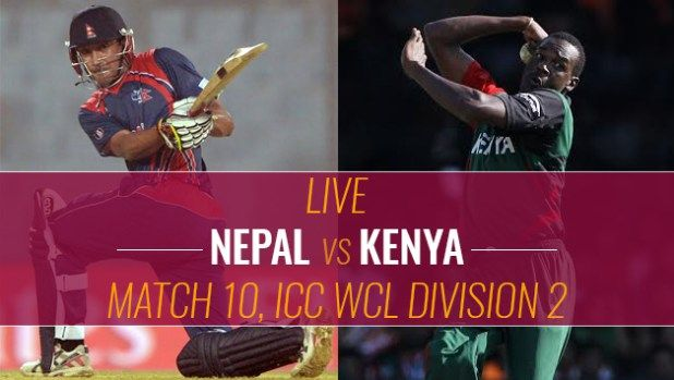 Live Cricket Score Nepal vs Kenya ICC World Cricket League Division 2 Match 10: Kenya 2 down     2:16 PM IST     Lamichhane is on a roll right here. He has scalped two wickets and will get new batsman Gondaria for inexpensive. Kenya now stuttering at 71/2    2:07 PM IST     And Sandeep Lamichhane does the trick. He breaks the the lengthy partnership and selections the harmful guy Obanda. Kenya 65/1 after 17 overs    2:03 PM IST     The…