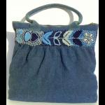 Bolso Qalan Azul