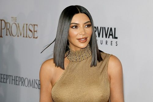 Kim Kardashian writes letter on need for stricter gun control: 'All of my security team is armed, but …'