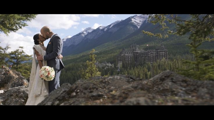 Jnana + Nick Wedding Highlight Reel // Fairmont Banff Springs Hotel Wedding // Parfait Productions  http://www.parfaitweddings.com/