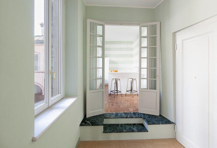 Atellani Apartments Milan Filippo Taidelli Architetto