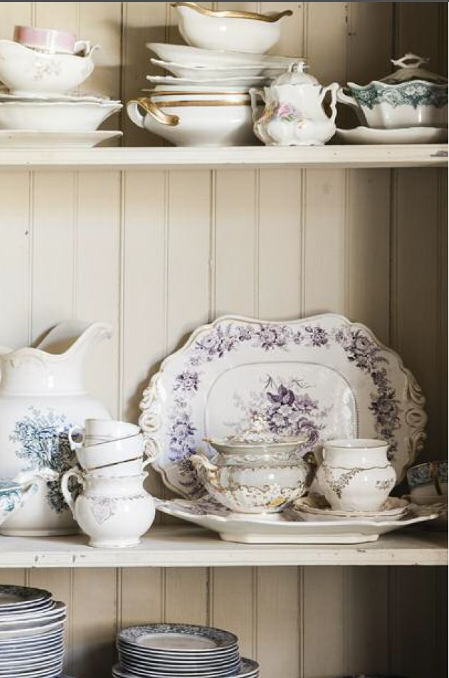 ♥♥Rachel Ashwell Shabby Chic Couture Vintage at the Prairie