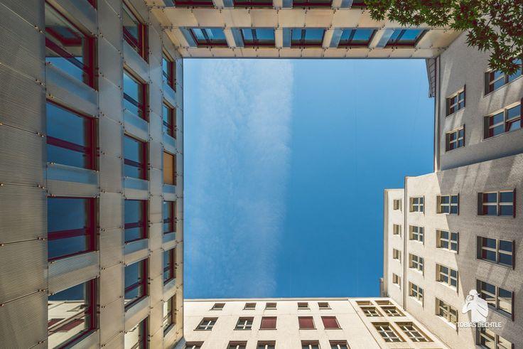 look Upward by Tobias Bechtle on 500px