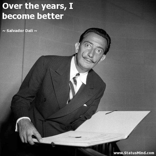 Salvador Dali Quotes. QuotesGram by @quotesgram