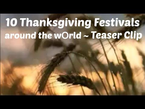 #Thanksgiving is a well known date on the US calendar ~ but giving thanks days are also set aside in other countries ~ here are 10 of them ...` https://dumspirospero.world/thanksgiving-around-world/