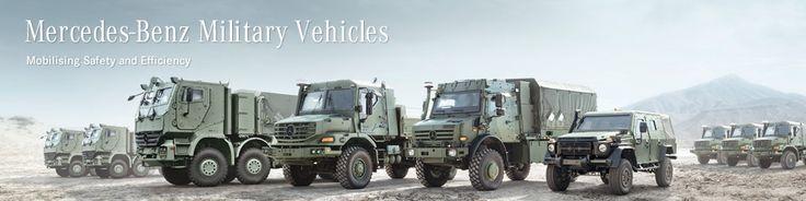 Mercedes-Benz military