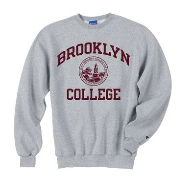 5ad09c50c brooklyn college shirt | Move to... in 2019 | Sweatshirts, Michigan  sweatshirt, Crew neck sweatshirt