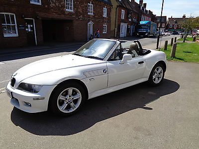eBay: BMW Z3 ROADSTER 2.2 -37,000 MILES FSH UNIQUE OPPURTUNITY FACTORY HARDTOP -LOVELY #classiccars #cars
