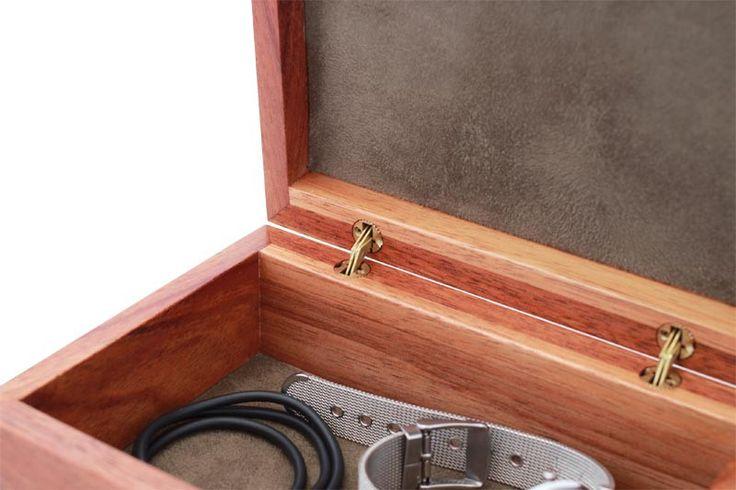 Buy Tamar Compact Blackwood General Purpose Box Online | Australian Woodwork