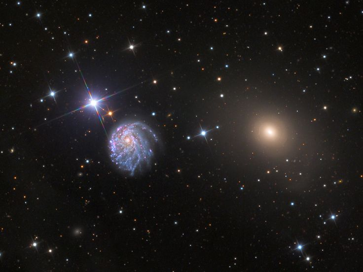 WIRED Space Photo of the Day | Feb. 23, 2014: Northern Galaxy Duo Adam Block/Mount Lemmon SkyCenter/University of Arizona | WIRED.com