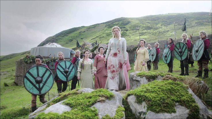 Vikings Staffel 4 - Trailer - http://www.dravenstales.ch/vikings-staffel-4-trailer/
