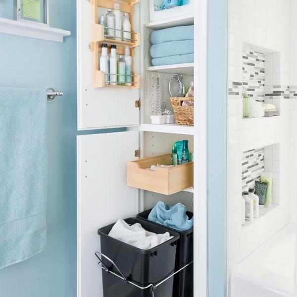 die besten 25 schmaler badezimmerschrank ideen auf. Black Bedroom Furniture Sets. Home Design Ideas