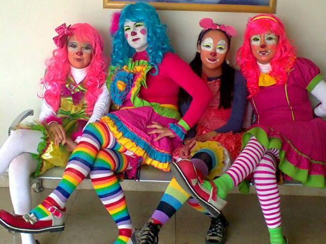 Pin By William Riker On Clown Girls X Clown Pics Female Clown Clown