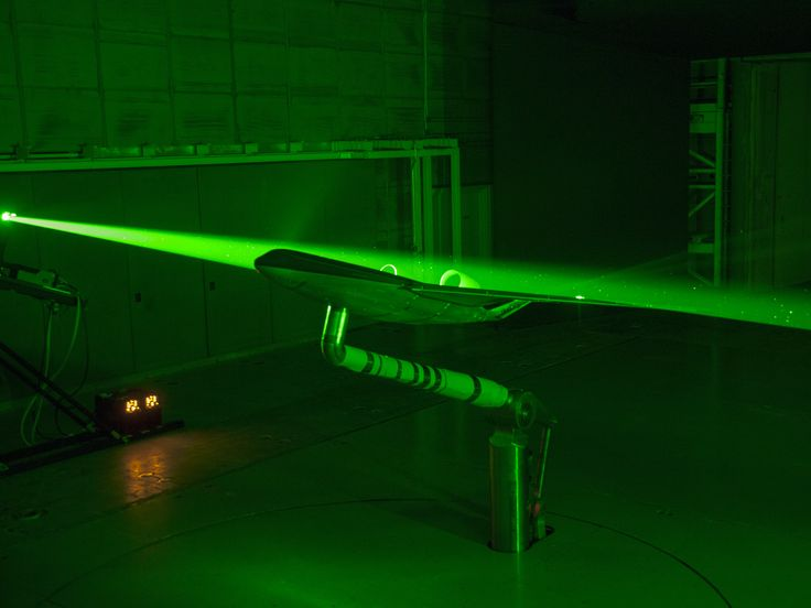 A Laser-Sharp View of Blended Wing Body Plane Design #NASA Image of the day #photograhpy #photooftheday
