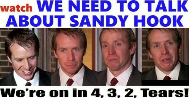 Sandy Hook hoax Crisis Actors.