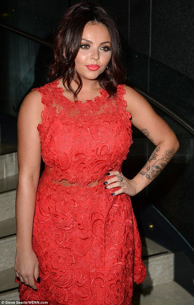 Jesy Nelson and Jake Roche definitely had the look of love on Saturday night. Description from dailymail.co.uk. I searched for this on bing.com/images