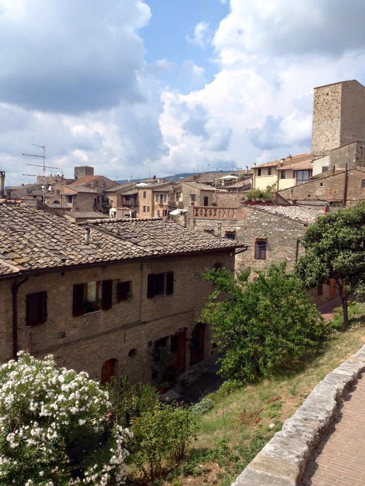 Toscane, San Gimignano