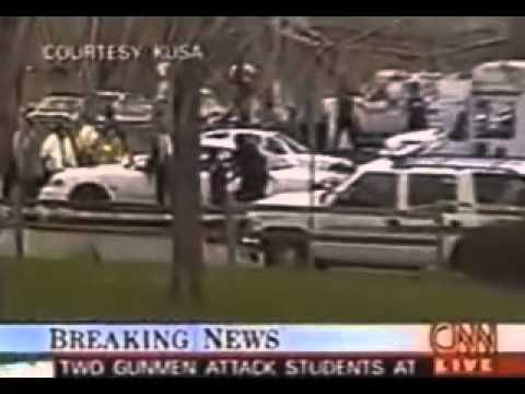 Columbine High School Massacre EXPOSED! Training Drill Starring Amy Fisher