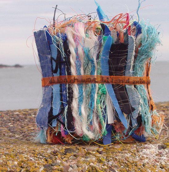 Anita HutchinsonArt Stuff, Anita Hutchinson, Art Courtesy, Litter Details, Textiles Artists, Recycle Textiles, Fiber Art, Textile Art, Hutchinson Recycle