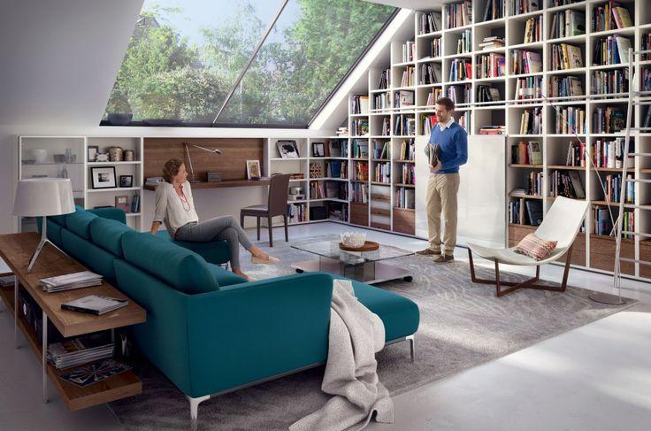 Nowoczesne meble do salonu: sofy, fotele, meblościanki - zdjęcie numer 1