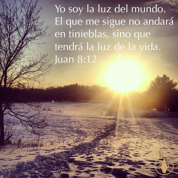 spanish #Bible #Scripture #light #love #hope #truth