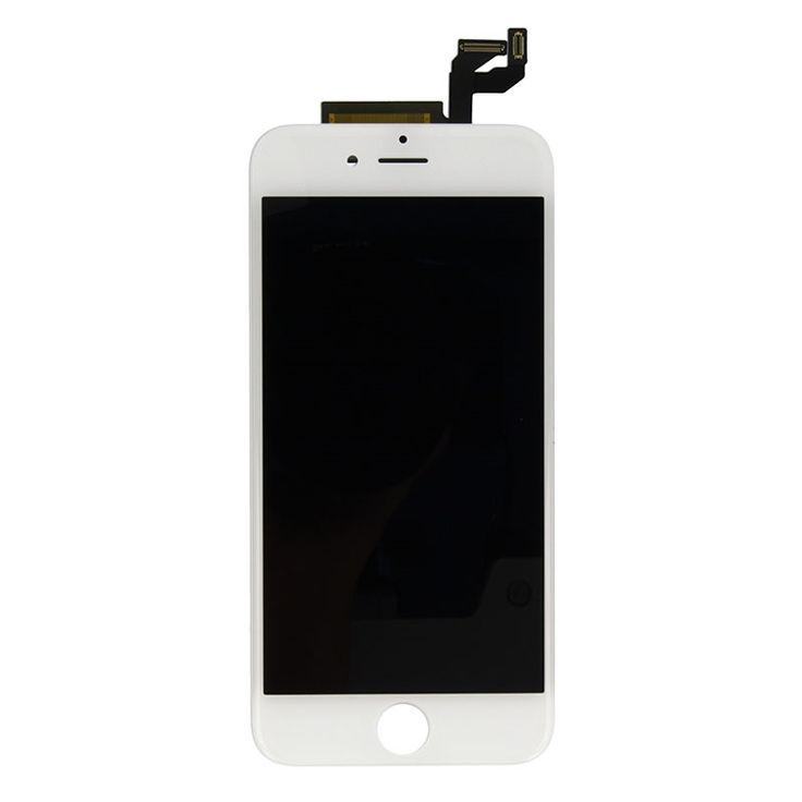 iPhone 6S LCD-Skjerm - Hvit - Originalkvalitet