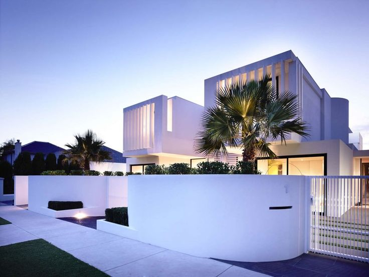 Bayside Townhouses by Martin Friedrich Architects
