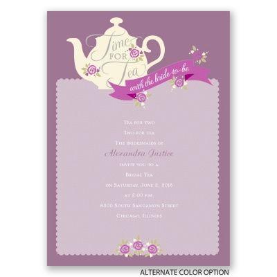 130 best images about Bridal Shower – Bridal Shower Invitations Tea Party Theme