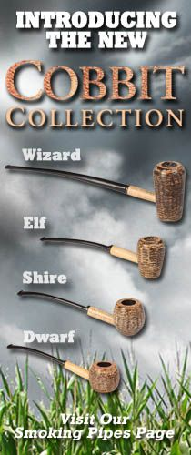Cobbit Pipes - Want: Wizard or Elf
