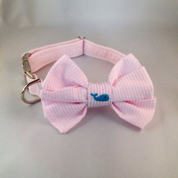 Hey, I found this really awesome Etsy listing at https://www.etsy.com/listing/191568141/preppy-pink-seersucker-whale-girl-bow