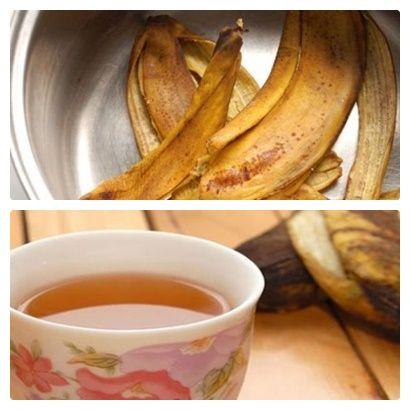 Beba Chá de Banana com Casca e Canela 1 Hora Antes de Dormir e Veja O Que Acontece!