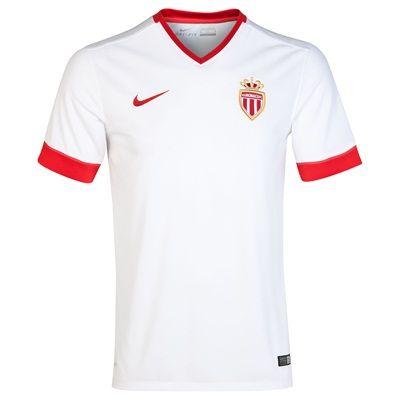 Nike AS Monaco Away Shirt 2014/15 White 695093-105 No description http://www.MightGet.com/february-2017-2/nike-as-monaco-away-shirt-2014-15-white-695093-105.asp