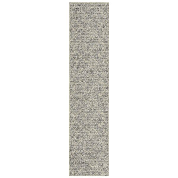 Byrum Abstract Tufted Gray Area Rug Classic Rugs Garland Rug Rug Runner