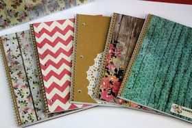 Show Me Cute: DIY Notebooks & School Supplies
