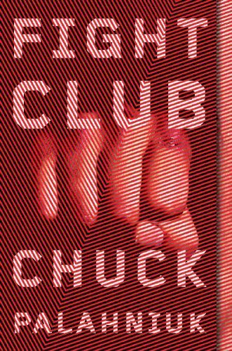 Fight Club, by Chuck Palahniuk (Novel Cover) (ARTWORK)