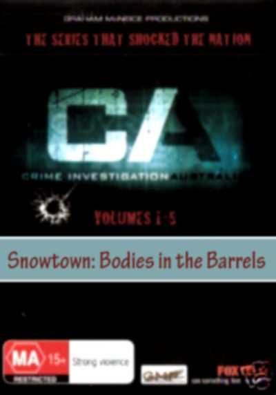 """Snowtown: Bodies in the Barrels (Documentary) - """"The Snowtown Murders"""" - It was the most gruesome serial killing spree in Australian history. On May, 1999, the mummified remains of eight... WATCH NOW !"""