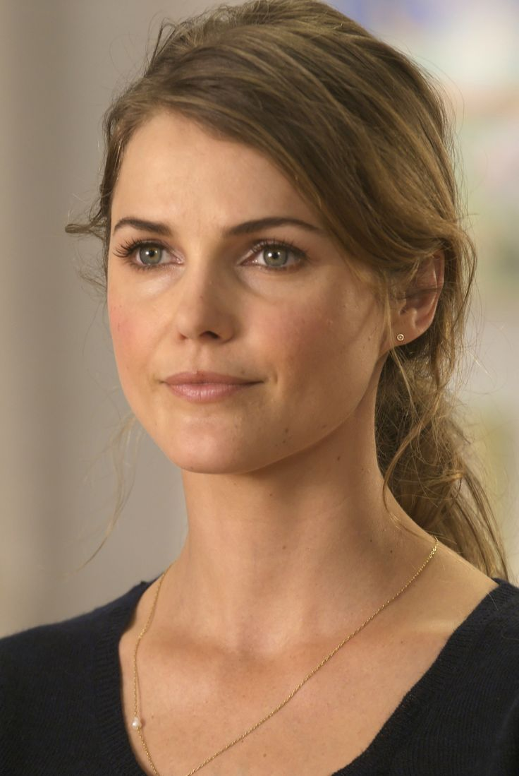 Oh, Felicity! I miss you! She's so beautiful...